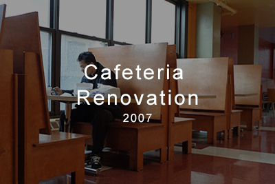 Cafeteria Renovation 2