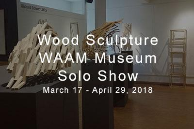 WAAM Solo Show