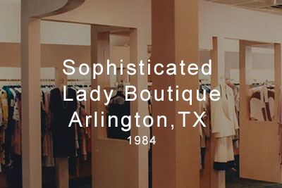 Sophisticated Lady Boutique